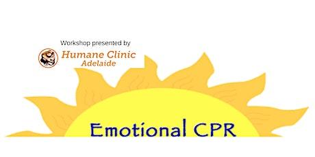 Emotional CPR Workshop tickets