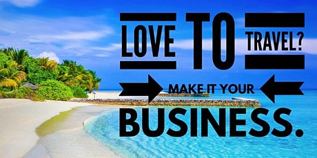LEARN HOW TO BECOME A HOME-BASED TRAVEL AGENT! (Online Event) CST tickets