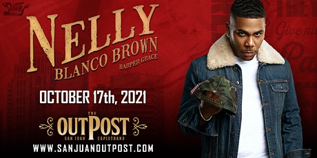 NELLY with Blanco Brown & Harper Grace tickets
