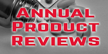 6-Hour Virtual Seminar on Annual Product Quality Reviews – Preparation tickets