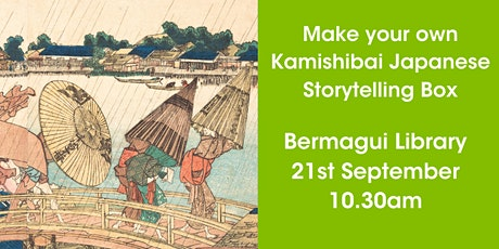 Make Your Own Kamishibai  Storytelling Box @ Bermagui Library tickets