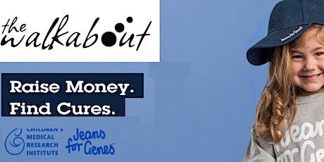 Walkie Jeans for Genes Morning Tea tickets
