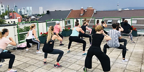 Rooftop Full Bodyworkout Latin Party Music Tickets