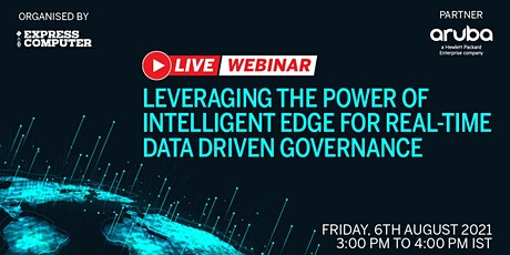 Leveraging power of Intelligent Edge for real-time data driven governance tickets