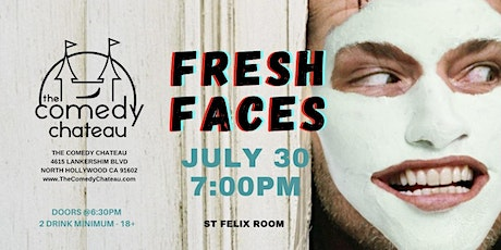 Comedy Chateau presents: Fresh Faces (7/30) tickets