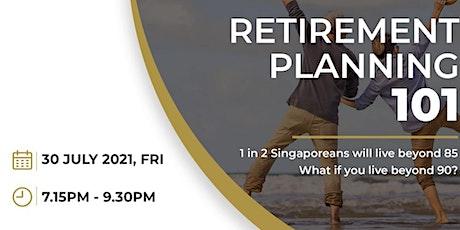 Retirement Planning 101 Zoom Webinar tickets