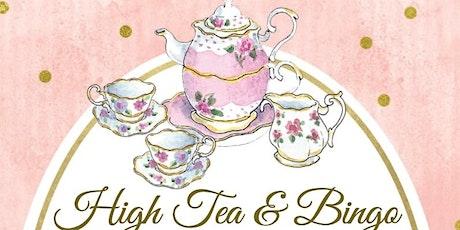 High Tea & Bingo tickets