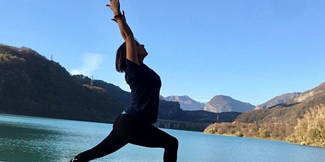 Yoga nella natura biglietti
