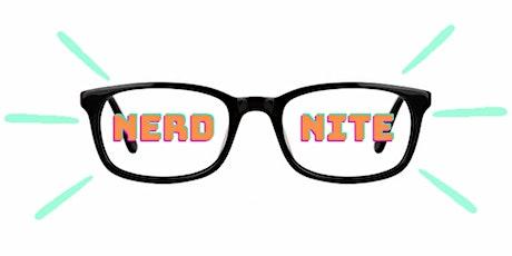 Nerd Nite Christchurch Debut tickets
