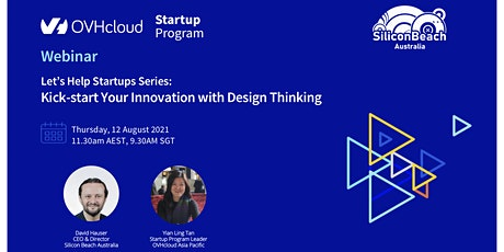Let's Help Startups Series: Kick-start Your Innovation with Design Thinking tickets