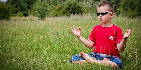 Yoga Bimbi al Parco delle Terme biglietti