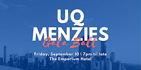 UQ Menzies Gala Ball tickets