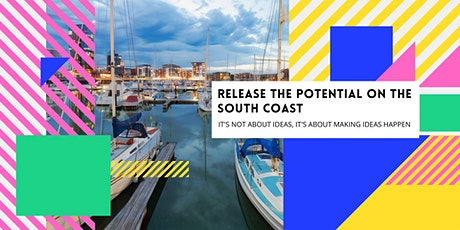 Release the Potential on The South Coast - Portsmouth tickets