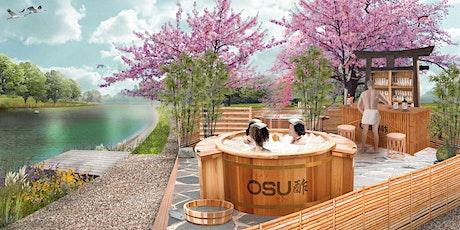 OSU Apple Cider Vinegar x Onsen Japanese Bathing Experience (18+ event) tickets