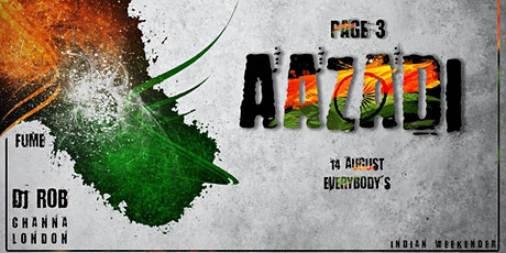 PAGE3 - AAZADI tickets