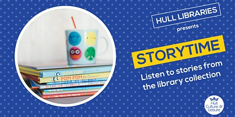 Storytime - Central Library tickets