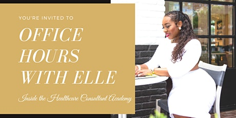 Virtual Office Hours with Elle tickets