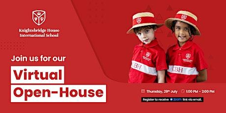 Knightsbridge House International School Virtual Open-House tickets
