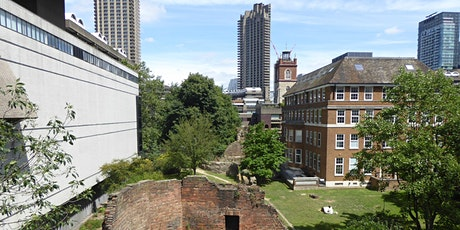 Virtual Tour - The Blitz and Preserving History in the City tickets