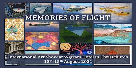 Memories of Flight: International Art Show @ Wigram Hotel in Christchurch tickets