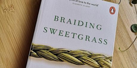 PFF Book Club on Zoom - Sept - Braiding Sweetgrass tickets
