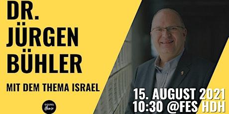 Gottesdienst mit Jürgen Bühler Tickets
