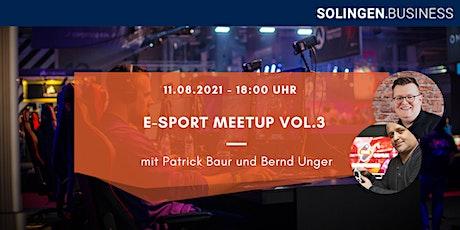 E-Sport Meetup Vol.3 Tickets