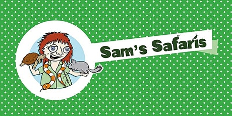 Sam's Safaris - Hull Central Library tickets