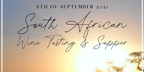 South African Wine Tasting tickets