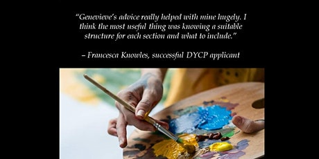 Developing Your Creative Practice: Information and Advice biglietti