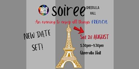 Soiree at Gheerulla tickets