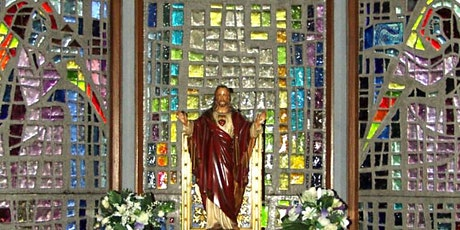 Mass:  SATURDAY  31 July, 5.30pm - St Peter's tickets