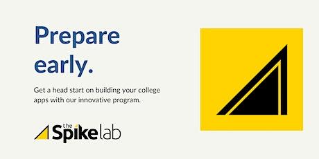 08.22.21 CA Webinar: Succeeding in College Apps & Beyond (Prepare Early!) tickets