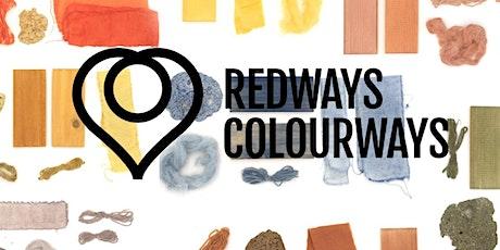 Redways Colourways Natural Dye Workshop tickets