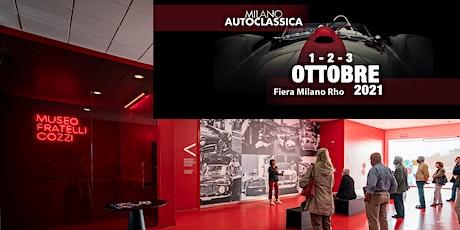 Apertura speciale Milano Autoclassica biglietti