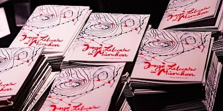 Kleiner großer Tag der jungen Münchner Literatur Tickets