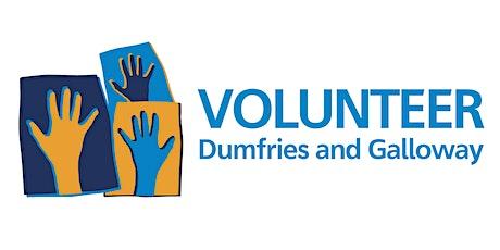 Ask about volunteering - volunteers tickets