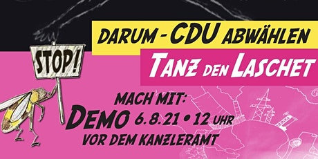 Tanz den Laschet - Demo Tickets