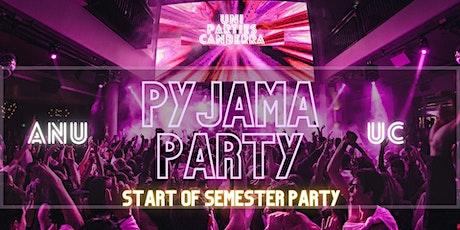 Pyjama Party - Canberra tickets