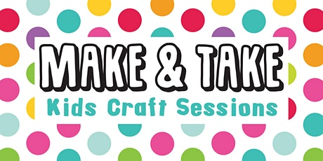 Make & Take - Hull Central Library tickets