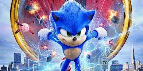"""""""Sonic the Hedgehog"""" Outdoor Screening tickets"""
