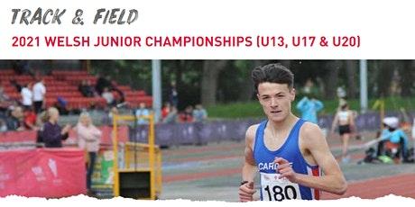 2021 WELSH JUNIOR CHAMPIONSHIPS (DAY 2) tickets