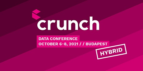 Crunch Data Conference tickets