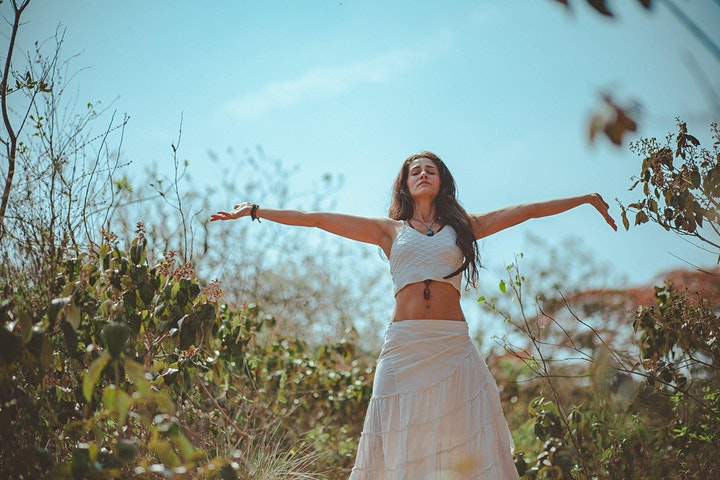 BREATHE WELL -LUNGS EXPANSION YOGA – JARRY PARK – SATURDAY JULY 31 image