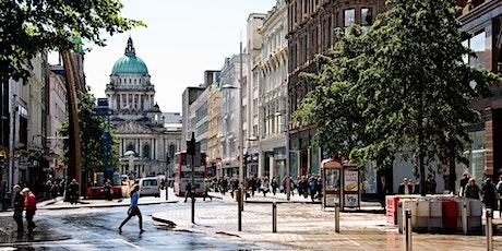 Heritage Walking Tour Belfast City Centre- Belfast Civic Trust - EHOD tickets