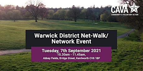 Warwick District Net-Walk/Network Event tickets