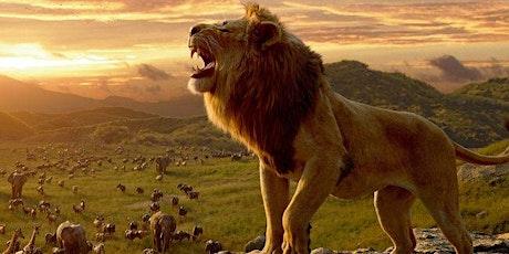 """Proiezione film all'aperto """"Il re leone"""" biglietti"""