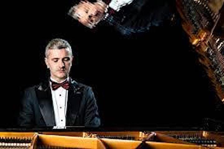 Beethoven + with Daniel Grimwood (Online) image