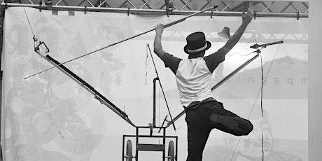 Appennini in Circo: Sperimentazioni analogiche di fisica di strada-Dr.stock biglietti