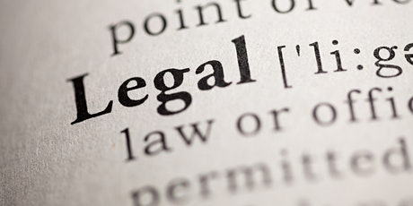 Commercial Legal Clinic - August tickets